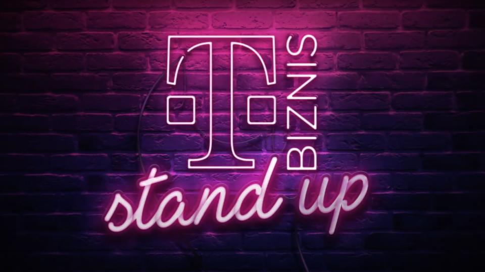Telekom biznis stand-up