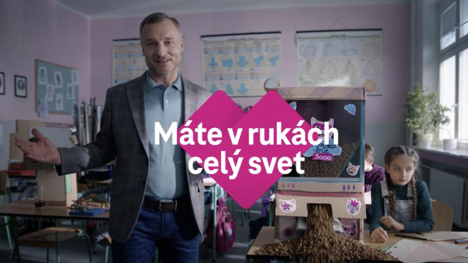Vďaka technológiám máte v rukách celý svet | Telekom
